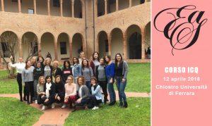 Corso ICQ 12-4-18